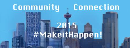 Community Connection YYC 2015