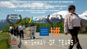 """Highway of Tears"" Montreal Premiere"