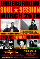 THE FOREIGN EXCHANGE & Dwele