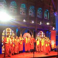 THE LATE SHOW'S GOSPEL CHOIR 'S 20TH ANNIVERSARY...