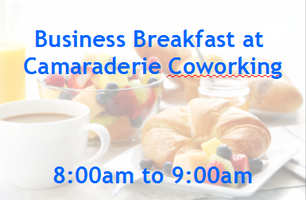 Business Breakfast - Coworking Edition
