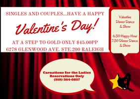 Valentine Dinner Dance and Showcase