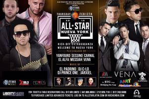 Latin All Star Weekend @ Liberty Theartre. Secreto,...
