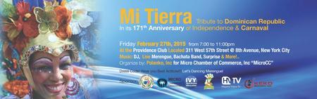 MicroCC Mi Tierra 2015 Tribute to Dominican Republic