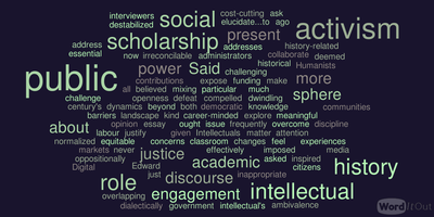 Professors + Publics: A Roundtable on Academic Activism