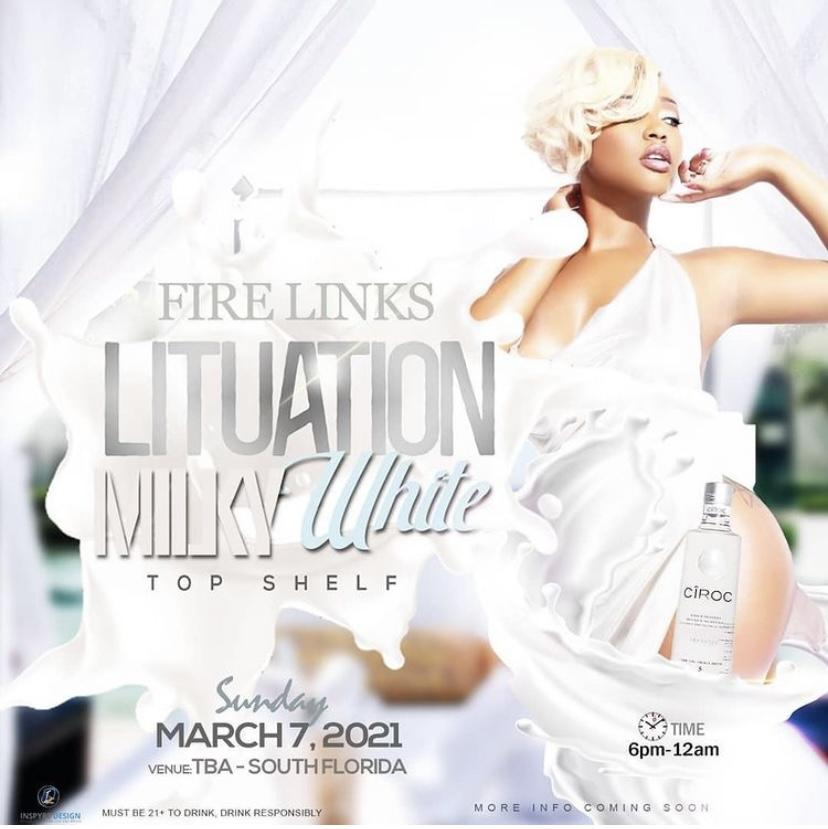 Lituation Milky White