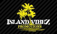 ISLAND VIBEZ  logo