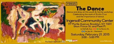 FOKUS presents Making The Dance