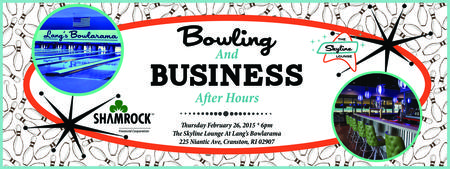 Bowling & Business After Hours