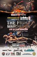 New York Fight Exchange Presents: NYFE 6: The Fight...