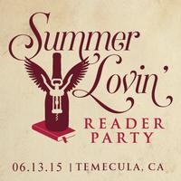 2015 Summer Lovin' Reader Party