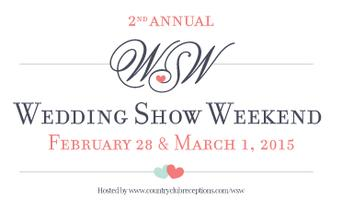 Wedding Show Weekend Kickoff Party 2015