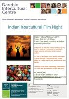 Indian Intercultural Film Night