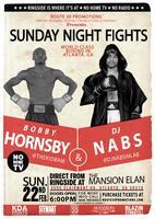 Sunday Night Fights Presents Boxing In Atlanta