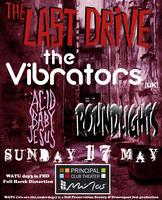 FHD (THE LAST DRIVE, VIBRATORS, DARK RAGS,...