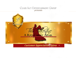 This Valentine: A Red Carpet Affair & Customer...