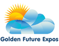 Golden Future Expos logo