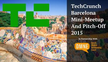 TechCrunch Pitch Off Event Barcelona 2015