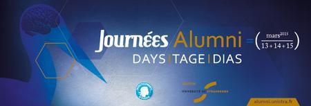 Journées Alumni de l'Université de Strasbourg