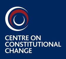 The ESRC Centre on Constitutional Change logo