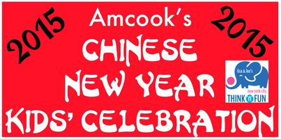Amcook's Chinese New Year Kids' Celebration with Think...