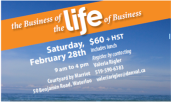 The Business of Life - The Life of Business