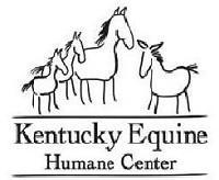 Kentucky Equine Humane Center logo