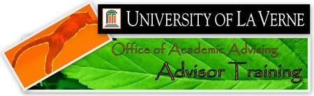 """Advisor """"Nuts and Bolts"""" Workshop - Spring 2015"""