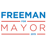 Breakfast with Mayoral Candidate Bill Freeman
