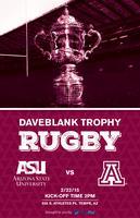 Dave Blank Trophy ASU vs U of A