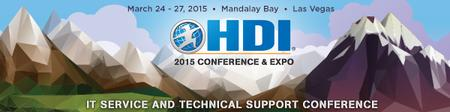 Local Chapter Officers Meeting at HDI 2015