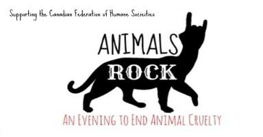 Animals Rock - An Evening to End Animal Cruelty
