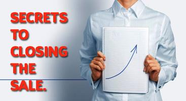 NEW DATE 23 FEBRUARY:  Secrets to Closing the Sale!...