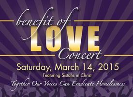 Benefit of LOVE Concert