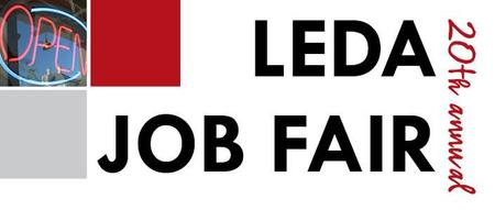 LEDA Job Fair 2015