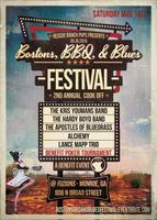 Bostons BBQ and Blues Festival