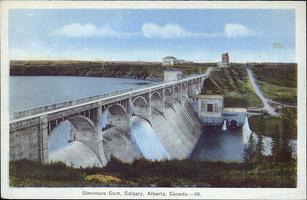 Historic talk on Glenmore Dam
