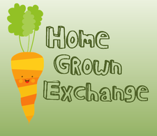 Home Grown Exchange logo