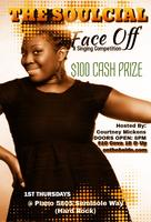 THE FACE-OFF A Singing Competition Hosted By Courtney...