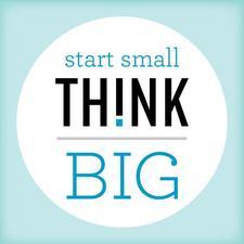 Start Small Think Big logo