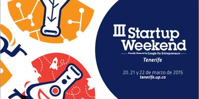 Startup Weekend Tenerife 03/15