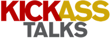 Kick Ass Talks logo