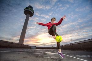 John Farnworth - Freestyle Football Show