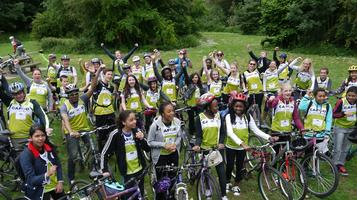CAFOD Pedal Against Poverty 2015