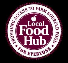 Local Food Hub logo