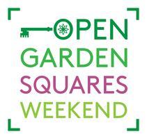 Open Garden Squares Weekend 2015