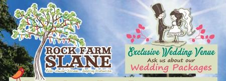 Wedding Venue Show at Rock Farm Slane April 2015