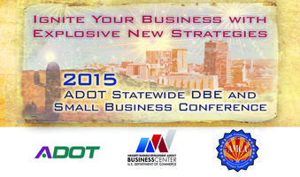 2015 ADOT Statewide DBE & Small Business Conference