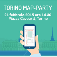 TORINO MAP-PARTY