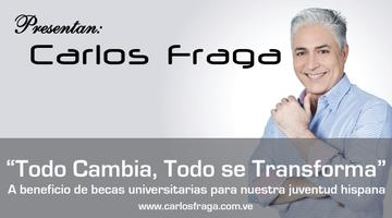 """Una noche con CARLOS FRAGA: """"Todo cambia, todo se..."""